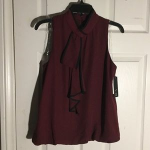 BCX Piped Ascot Bubble Top